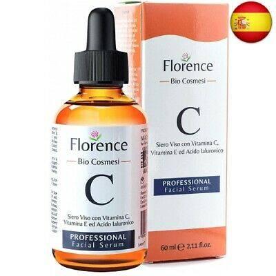 www.LaBotika.es ✅ ▷ 60ml Bio Sérum Facial con Vitamina C, E, ✅ Ácido Hialurónico puro 100%.