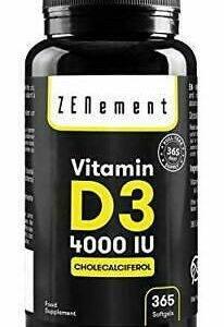 Vitamina D3 Premium