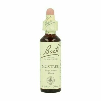 www.LaBotika.es ✅ ▷ Flores de Bach ✅ 21 Mustard (Mostaza).