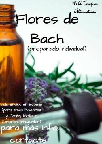 www.LaBotika.es ✅ ▷ Flores de Bach ✅ Preparado Floral Personalizado – Sin alcohol –