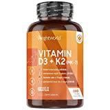 www.LaBotika.es ✅ ▷ Vitamina D3 ✅ K2 180 Comprimidos Vitamina D3 4000UI.