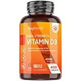 www.LaBotika.es ✅ ▷ Vitamina D3 ✅ 4000 UI Dosis Alta 400 Días de Suministro.