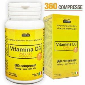 Suplemento Vitamina D3