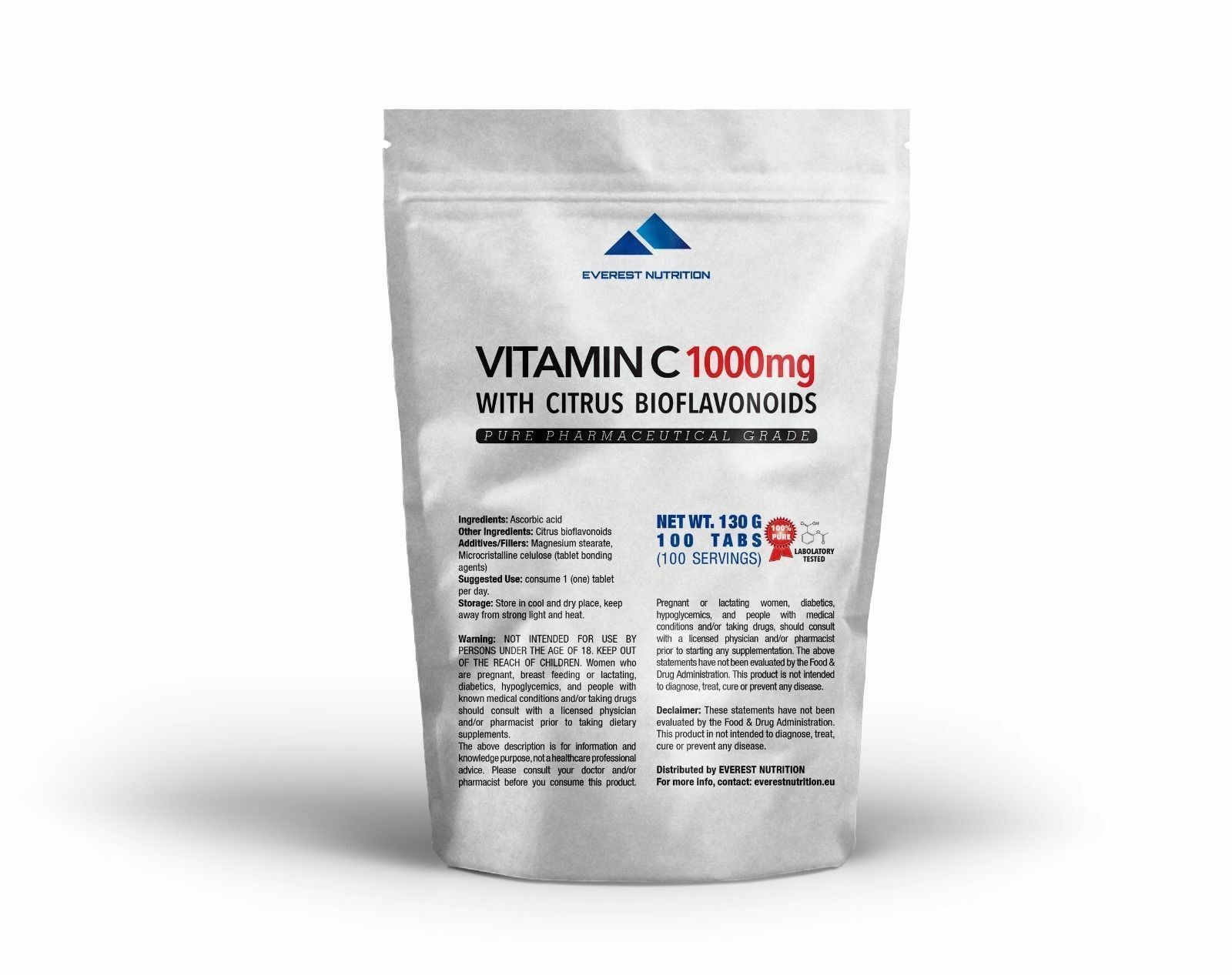 www.LaBotika.es ✅ ▷ Ácido ascarbico ✅ Vitamina C 1000 mg.