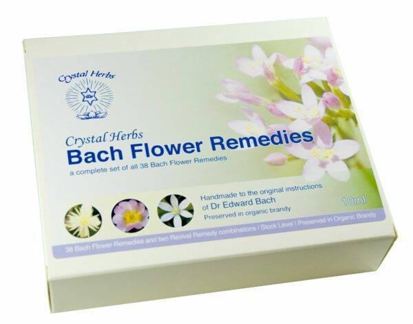 www.LaBotika.es ✅ ▷ Set De 10ml Flores de Bach Remedios ✅ Non-Alcoholic