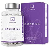 www.LaBotika.es ✅ ▷ Citrato de Magnesio ✅ [ 400 mg por cápsula] Vegano. 180 Cápsulas